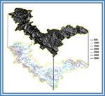 پروژه-بررسی-رژیم-بارشی-و-رابطه-آن-با-عامل-ارتفاعی-با-استفاده-از-gis-و-مدل-srtm