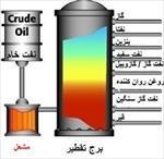 تحقیق-اصول-تقطیر-نفت-خام